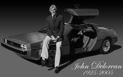 John Z. DeLorean nous a quitté en 2005